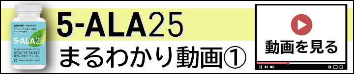 アミノ酸5-ALA25配合
